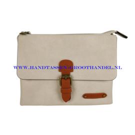 N30 Handtas Flora & Co 6768 ecru (beige)