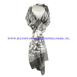 N7 Sjaal 7004 grijs