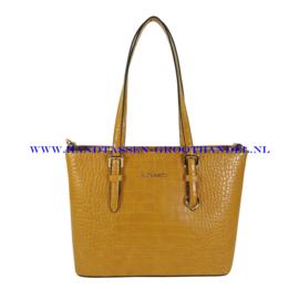 N40 Handtas Flora & Co 9530 moutarde (mosterd - geel)