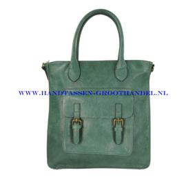 N39 Handtas Flora & Co h2506 groen