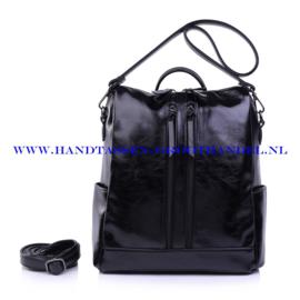 N73 Handtas Ines Delaure 1682262 zwart