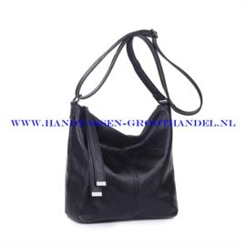 N36 Handtas Ines Delaure 1682067 zwart