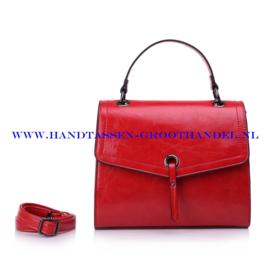 N72 Handtas Ines Delaure 1682327 feu (rood)