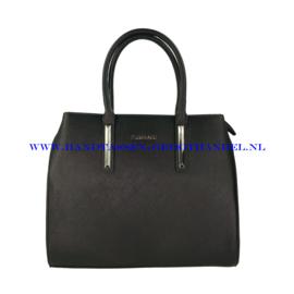 N32 Handtas Flora & Co 9239 zwart