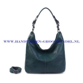 N72 Handtas Ines Delaure 1682087 pin (groen)