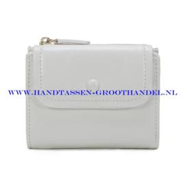 N60 portemonnee Ines Delaure Y8169 wit