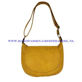 N32 Handtas Flora & Co 6723 moutarde (geel)