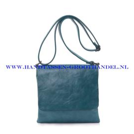N78 Handtas Ines Delaure 1682181 emeraude (groen)