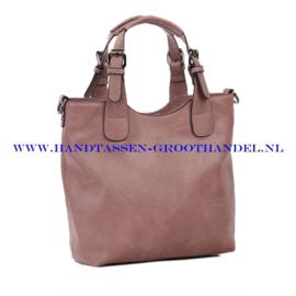 N36 Handtas Ines Delaure 1681868 vieux rose (roze)