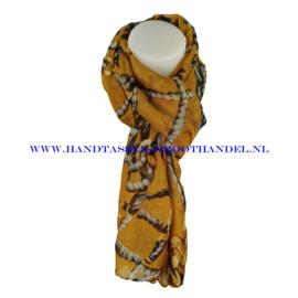 N5 sjaal ENEC-823 tumeric (oker)