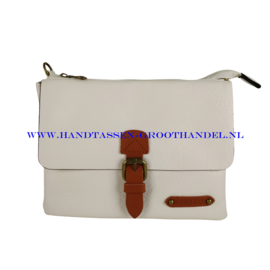 N30 Handtas Flora & Co 6768 wit