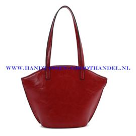 N72 Handtas Ines Delaure 1682516 feu (rood)