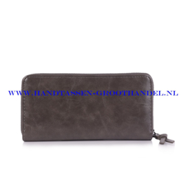 N60 portemonnee Ines Delaure B002 grijs