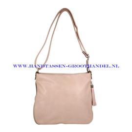 N33 Handtas Flora & Co 8029 rose pale (roze)
