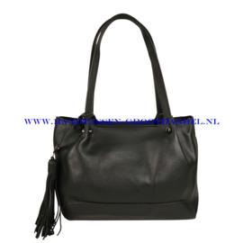 N28 Handtas Flora & Co 7960 zwart