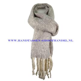 N60 sjaal 1857 grijs