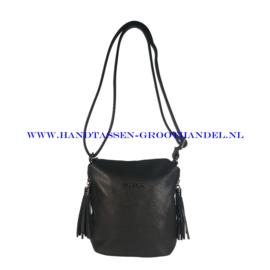 N30 Handtas Flora & Co 5624 zwart