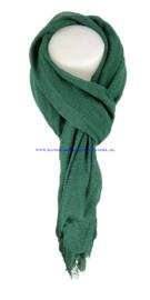 N7 sjaal 19215 groen