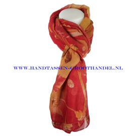 N7 sjaal s-033 rood