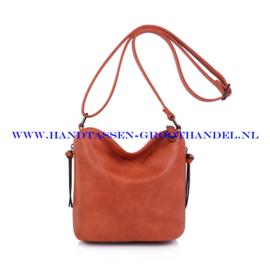 N27 Handtas Ines Delaure 1682059 oranje