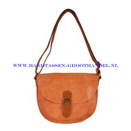 N97 Handtas Flora & Co 6769 oranje (pastel oranje)