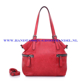 N73 Handtas Ines Delaure 1682367 rood