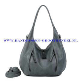 N71 Handtas Ines Delaure 1682799 gris sauge (grijs)