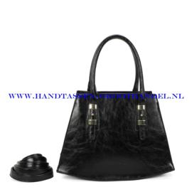 N112 Handtas Ines Delaure 1682718 zwart