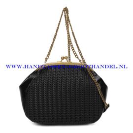 N35 Handtas Ines Delaure 1682615 zwart