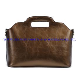 N35 Handtas Ines Delaure 168018 cuivre (brons - goud)