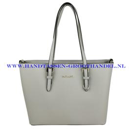 N39 Handtas Flora & Co F9126 gris claire (grijs)