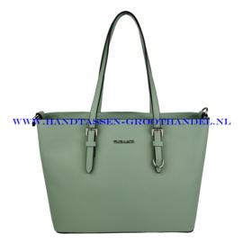 N39 Handtas Flora & Co F9126 vert claire (groen)