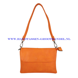 N20 Handtas Flora & Co h9158 oranje