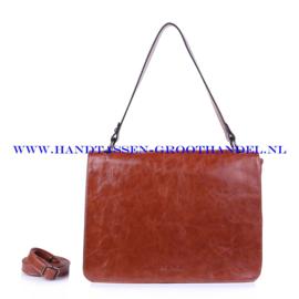 N73 Handtas Ines Delaure 1682286 camel