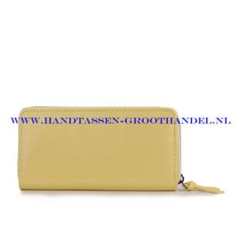 N60 portemonnee Ines Delaure B002 citron (geel)