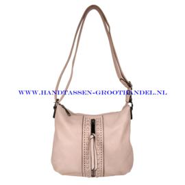 N31 Handtas Flora & Co 7907 rose pale (roze)