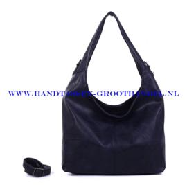 N72 Handtas Qischa 1682387a blauw