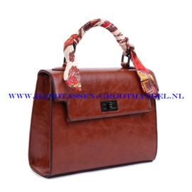 N38 Handtas Ines Delaure 1682239 camel