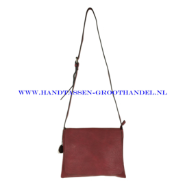 N91 Handtas Flora & Co 7965 bordeaux
