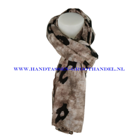 N7 Sjaal 7037 taupe