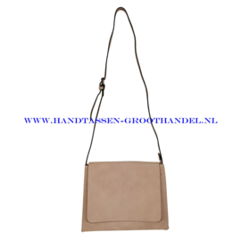 N91 Handtas Flora & Co 7965 rose pale (roze)