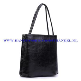 N112 Handtas Ines Delaure 1682213 zwart