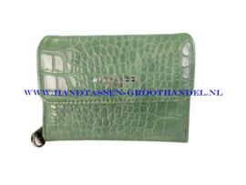 N20 portemonnee Flora & Co 2703 vert claire (groen)