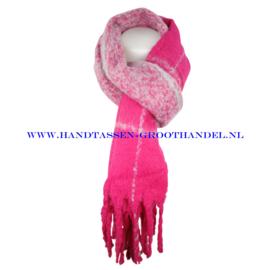 N15 sjaal 1832 fuchshia