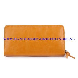N60 portemonnee Ines Delaure B002 saffran (geel)