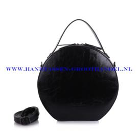 N72 Handtas Ines Delaure 1682383 zwart