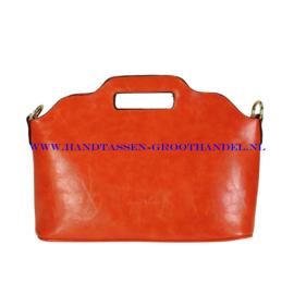 N35 Handtas Ines Delaure 168018 orange (oranje)