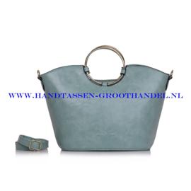 N73 Handtas Ines Delaure 1682376 munt (groen)