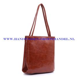 N72 Handtas Ines Delaure 1682213 camel