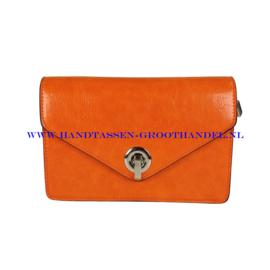 N30 Handtas Flora & Co 9577 oranje
